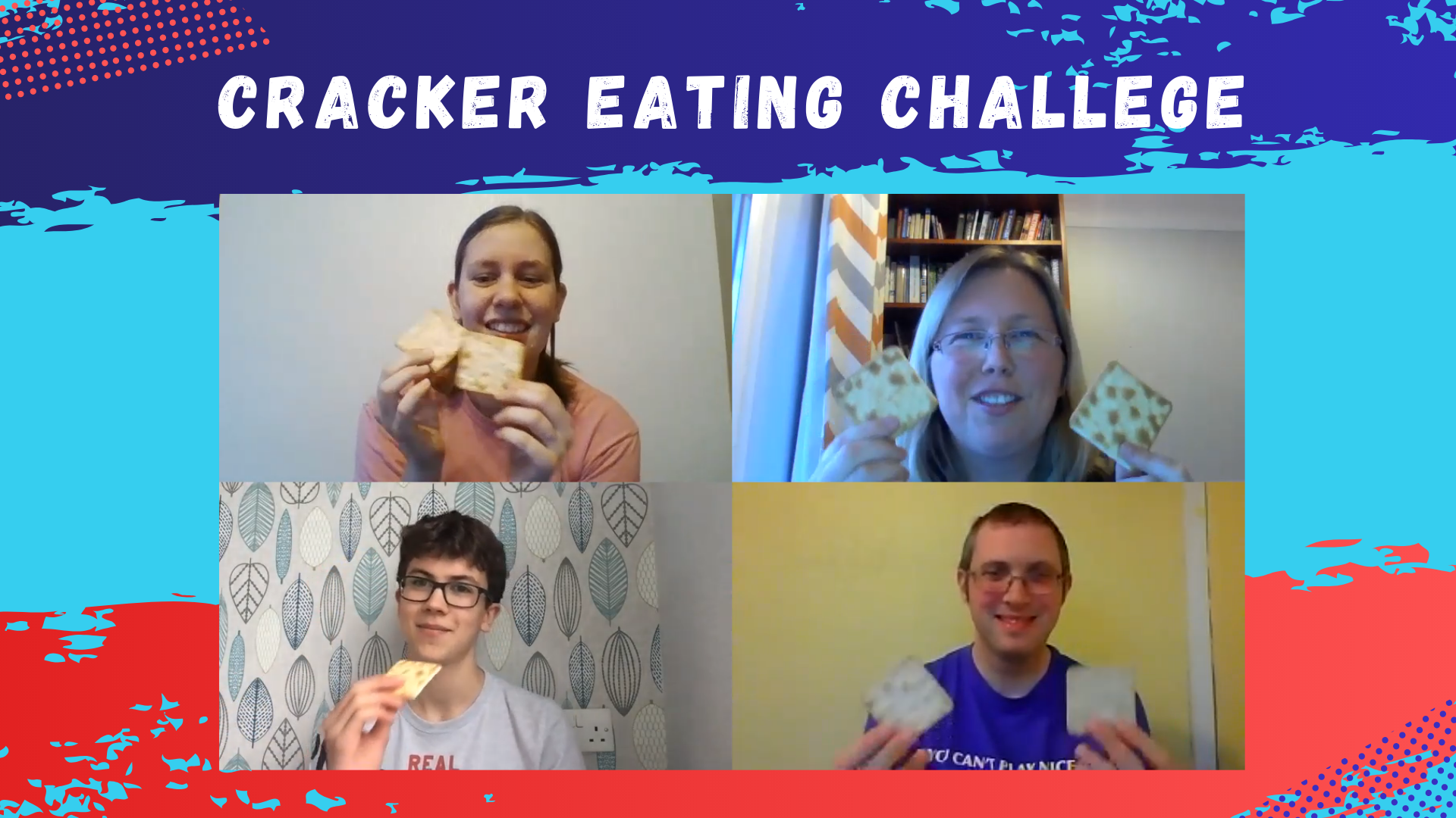 Cracker Eating Image