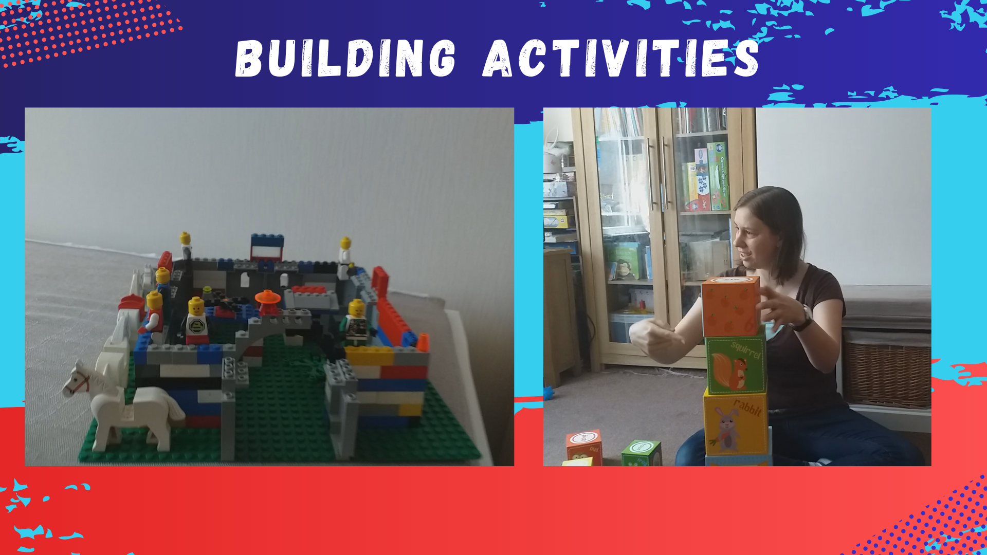 Building activities New image